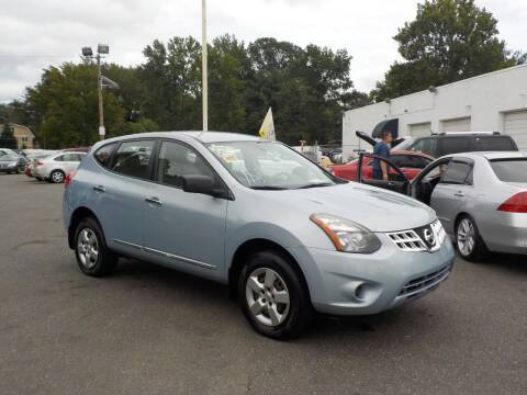 2014 Nissan Rogue Select for sale at United Auto Land in Woodbury NJ