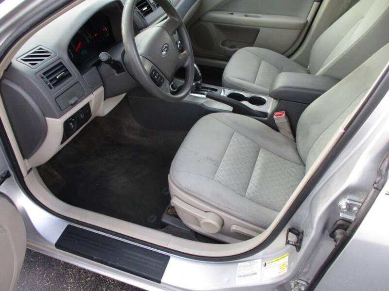 2012 Ford Fusion S 4dr Sedan - Crystal Lake IL