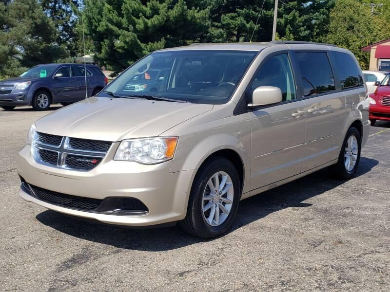 2013 Dodge Grand Caravan for sale at Thompson Motors in Lapeer MI