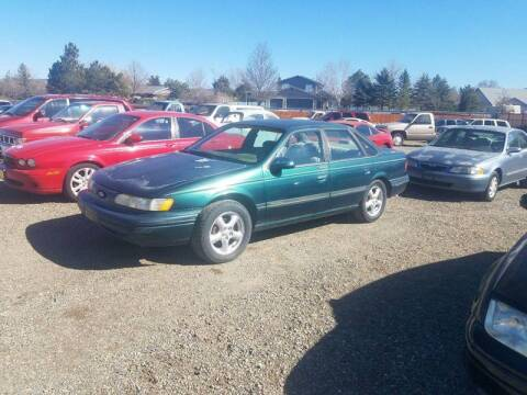 1995 Ford Taurus for sale at Auto Depot in Carson City NV