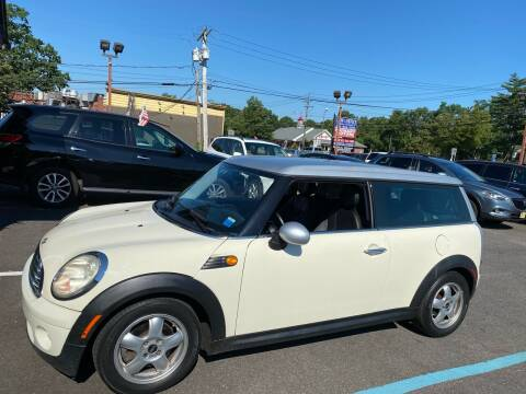 2008 MINI Cooper Clubman for sale at Primary Motors Inc in Commack NY