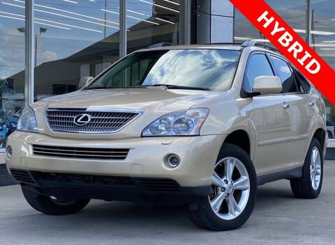 2008 Lexus RX 400h for sale at Carmel Motors in Indianapolis IN