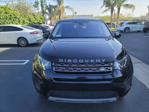2018 Land Rover Discovery Sport for sale at Auto Facil Club in Orange CA