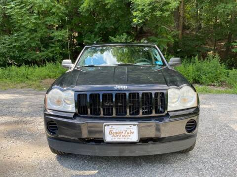 2006 Jeep Grand Cherokee for sale at Beaver Lake Auto in Franklin NJ