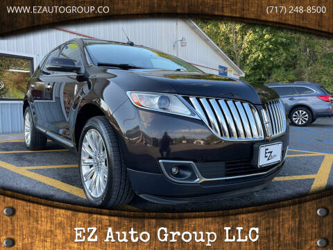 2013 Lincoln MKX for sale at EZ Auto Group LLC in Lewistown PA