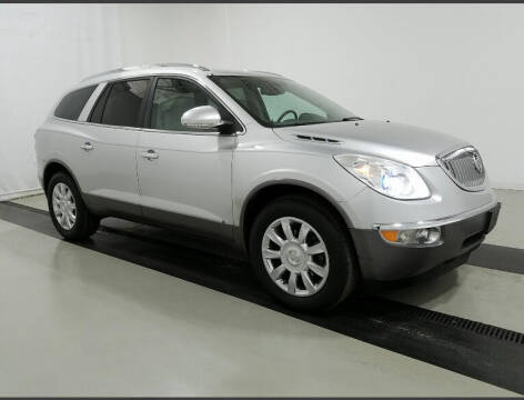 2012 Buick Enclave for sale at McManus Motors in Wheat Ridge CO