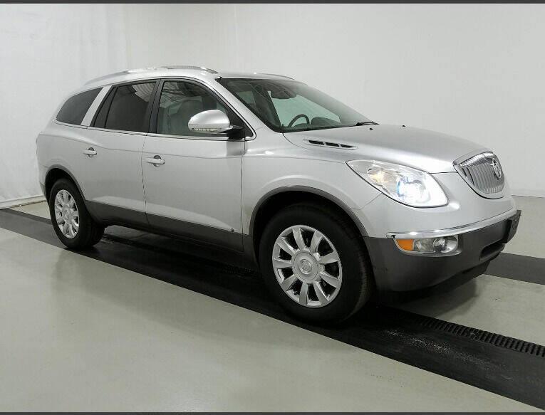 2012 Buick Enclave for sale at McManus Motors in Wheat Ridge CO
