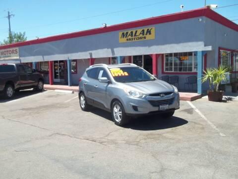 2010 Hyundai Tucson for sale at Atayas Motors INC #1 in Sacramento CA