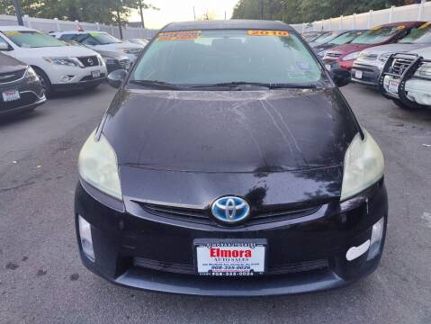 2010 Toyota Prius for sale at Elmora Auto Sales in Elizabeth NJ