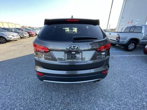 2013 Hyundai Santa Fe Sport for sale at King Motors featuring Chris Ridenour in Martinsburg WV