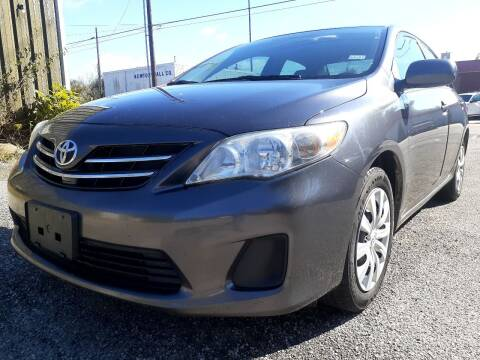 2013 Toyota Corolla for sale at Empire Auto Remarketing in Shawnee OK