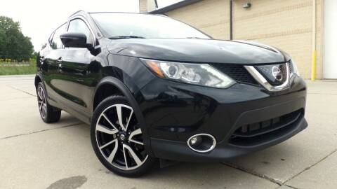 2018 Nissan Rogue Sport for sale at Prudential Auto Leasing in Hudson OH