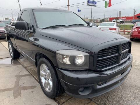 2008 Dodge Ram Pickup 1500 for sale at JAVY AUTO SALES in Houston TX