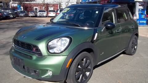 2015 MINI Countryman for sale at Cypress Automart in Brookline MA