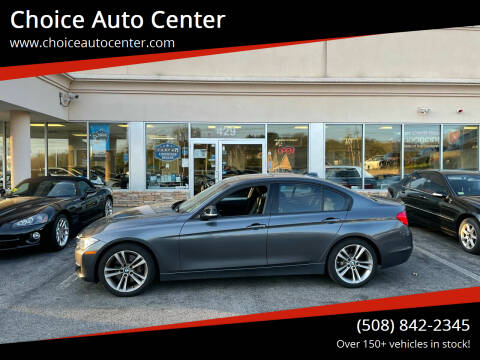 2014 BMW 3 Series for sale at Choice Auto Center in Shrewsbury MA
