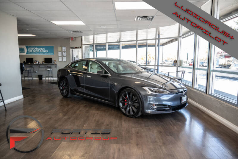 2016 Tesla Model S for sale at Fortis Auto Group in Las Vegas NV