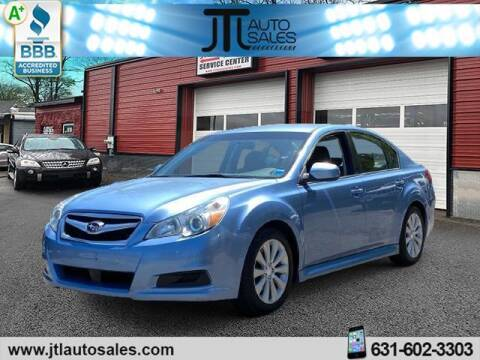 2010 Subaru Legacy for sale at JTL Auto Inc in Selden NY