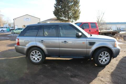 2008 Land Rover Range Rover Sport for sale at Northern Colorado auto sales Inc in Fort Collins CO