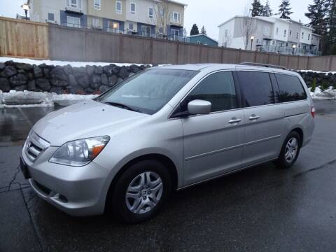2007 Honda Odyssey for sale at Prudent Autodeals Inc. in Seattle WA