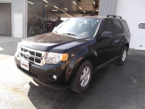 2011 Ford Escape for sale at Clucker's Auto in Westby WI