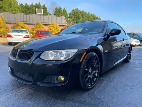 2012 BMW 3 Series for sale at Viewmont Auto Sales in Hickory NC