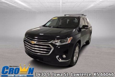 2018 Chevrolet Traverse for sale at Crown Automotive of Lawrence Kansas in Lawrence KS