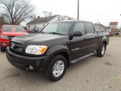 2005 Toyota Tundra for sale at Jenison Auto Sales in Jenison MI