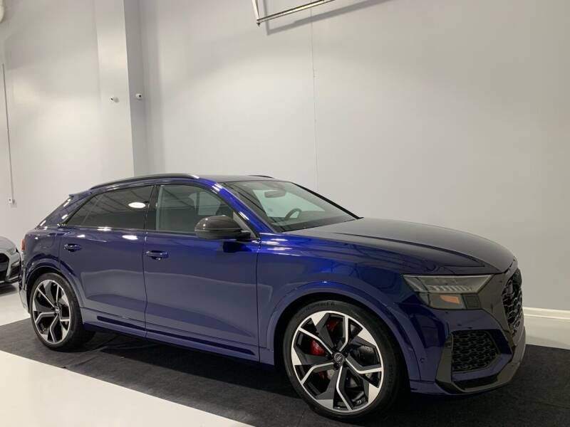 2021 Audi RS Q8 for sale at POTOMAC WEST MOTORS in Springfield VA