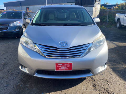 2012 Toyota Sienna for sale at Carlider USA in Everett MA