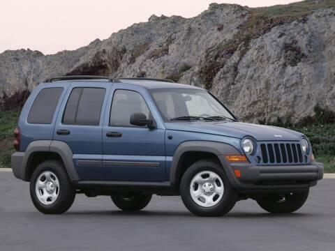 2007 Jeep Liberty for sale at BASNEY HONDA in Mishawaka IN