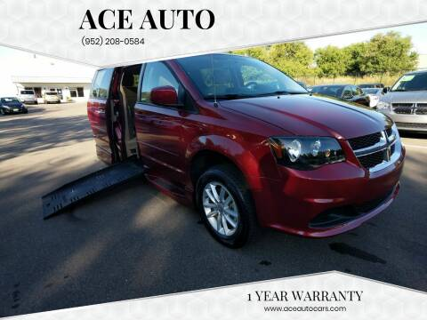 2016 Dodge Grand Caravan for sale at Ace Auto in Jordan MN