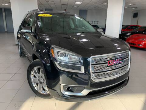 2013 GMC Acadia for sale at Auto Mall of Springfield north in Springfield IL