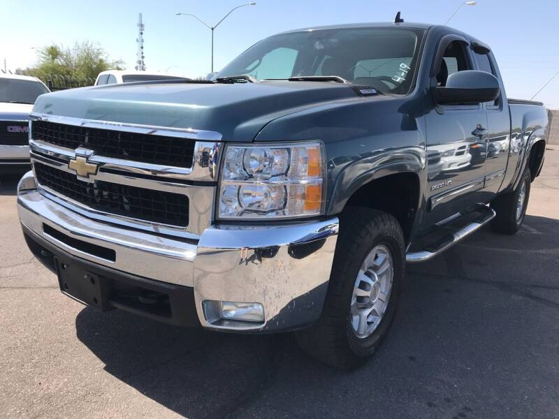 2010 Chevrolet Silverado 2500HD for sale at Town and Country Motors in Mesa AZ