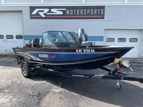2019 Alumacraft COMPETITION 165 for sale at RS Motorsports, Inc. in Canandaigua NY