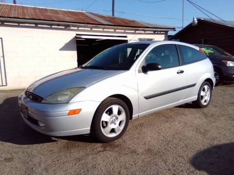 2003 Ford Focus for sale at Larry's Auto Sales Inc. in Fresno CA