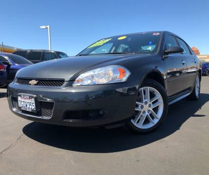 2014 Chevrolet Impala Limited for sale at LUGO AUTO GROUP in Sacramento CA