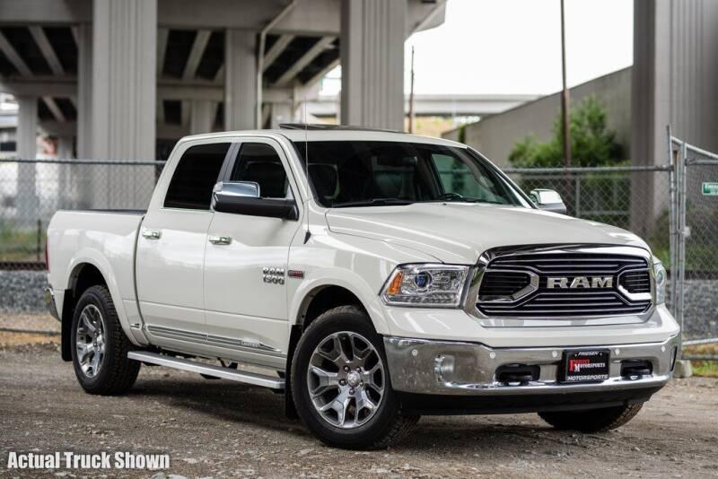 2018 RAM Ram Pickup 1500 for sale at Friesen Motorsports in Tacoma WA