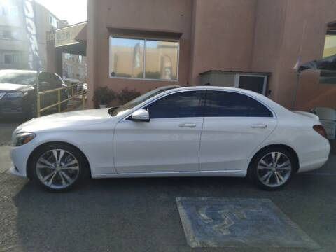 2015 Mercedes-Benz C-Class for sale at Western Motors Inc in Los Angeles CA