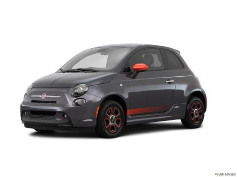 2015 FIAT 500e for sale at SULLIVAN MOTOR COMPANY INC. in Mesa AZ