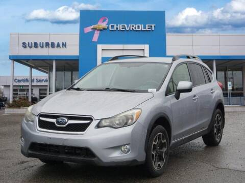 2014 Subaru XV Crosstrek for sale at Suburban Chevrolet of Ann Arbor in Ann Arbor MI