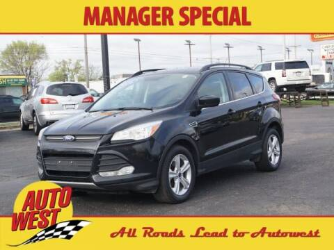 2016 Ford Escape for sale at Autowest of GR in Grand Rapids MI