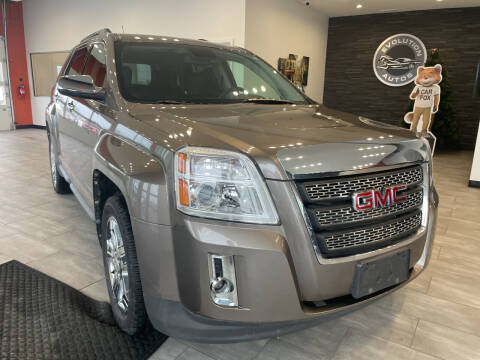 2012 GMC Terrain for sale at Evolution Autos in Whiteland IN