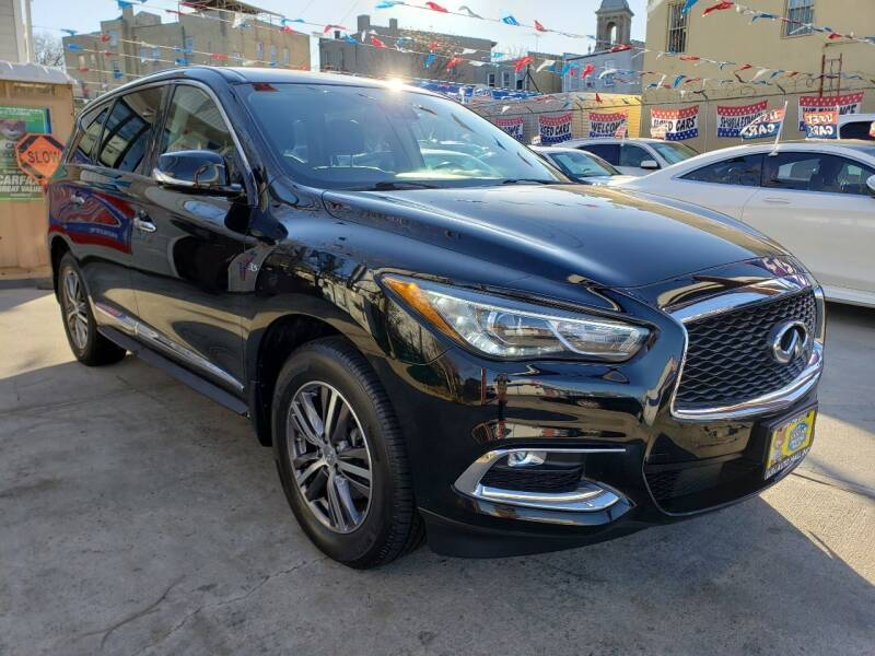 2019 Infiniti QX60 for sale at Elite Automall Inc in Ridgewood NY