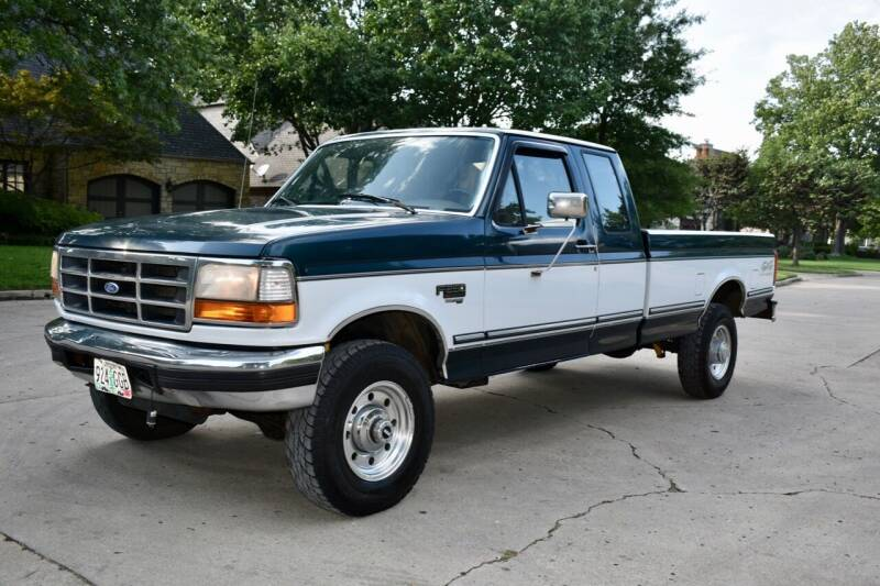 1995 Ford F-250 for sale at A Motors in Tulsa OK