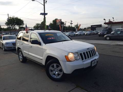 2010 Jeep Grand Cherokee for sale at K & S Motors Corp in Linden NJ