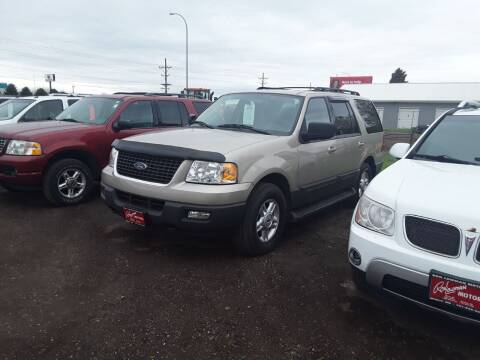 2005 Ford Expedition for sale at BARNES AUTO SALES in Mandan ND