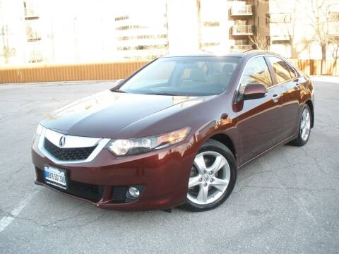 2010 Acura TSX for sale at Autobahn Motors USA in Kansas City MO