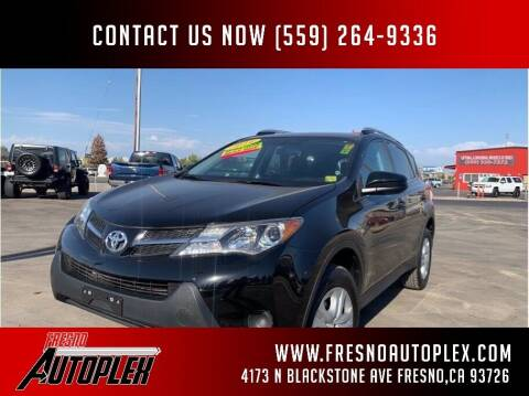 2014 Toyota RAV4 for sale at Carros Usados Fresno in Clovis CA