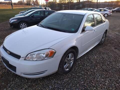 2011 Chevrolet Impala for sale at Seneca Motors, Inc. (Seneca PA) in Seneca PA