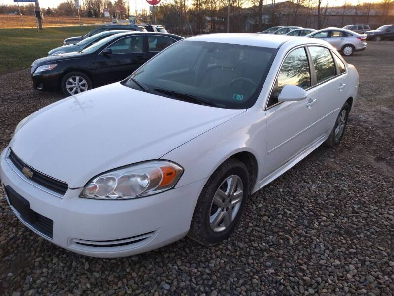2011 Chevrolet Impala for sale at Seneca Motors, Inc. (Seneca PA) in Seneca PA